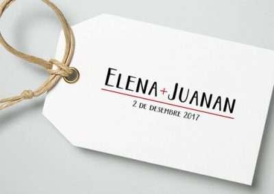 Elena y Juanan