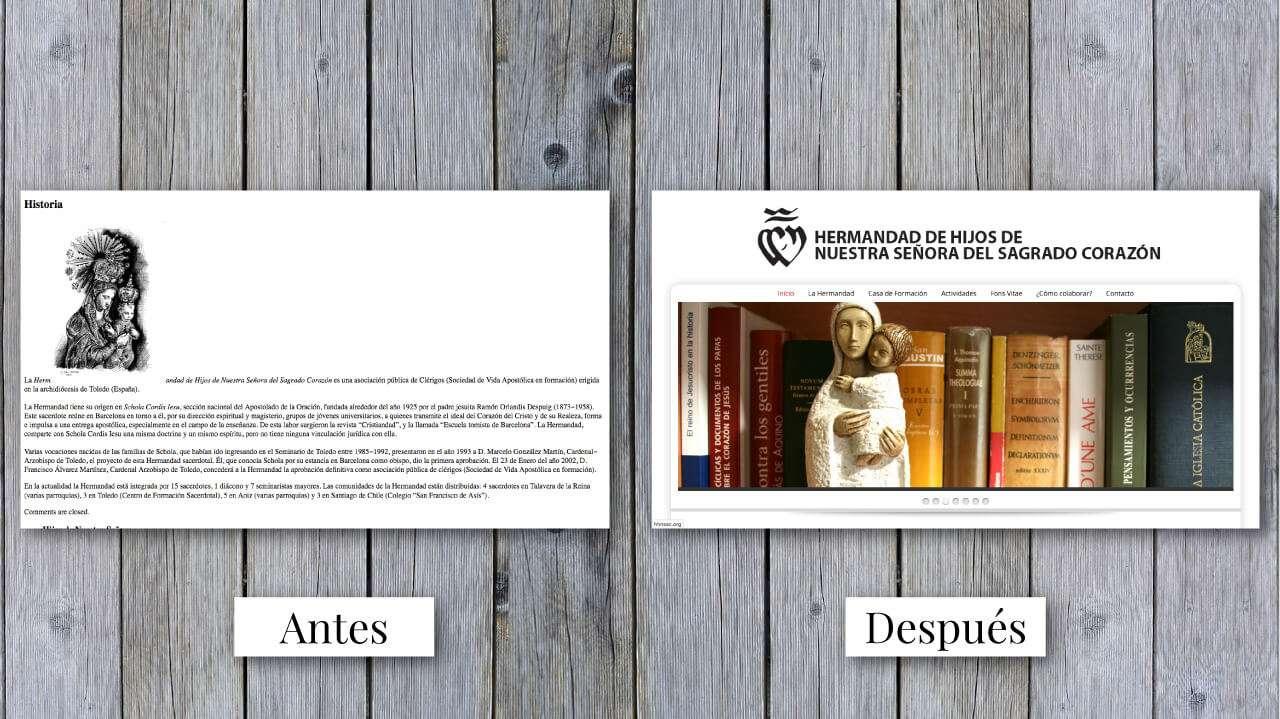 Web-Hermandad