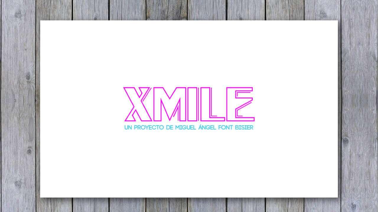 Xmile-logo